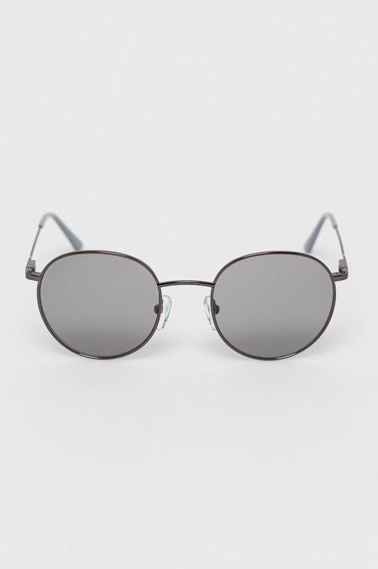 Calvin Klein - Okulary przeciwsłoneczne CK18104S srebrny