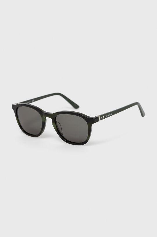 negru Calvin Klein - Ochelari de soare CK18505S.340 De bărbați