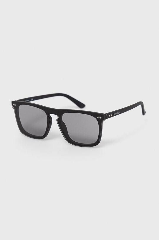 negru Calvin Klein - Ochelari de soare CK19501S.070 De bărbați