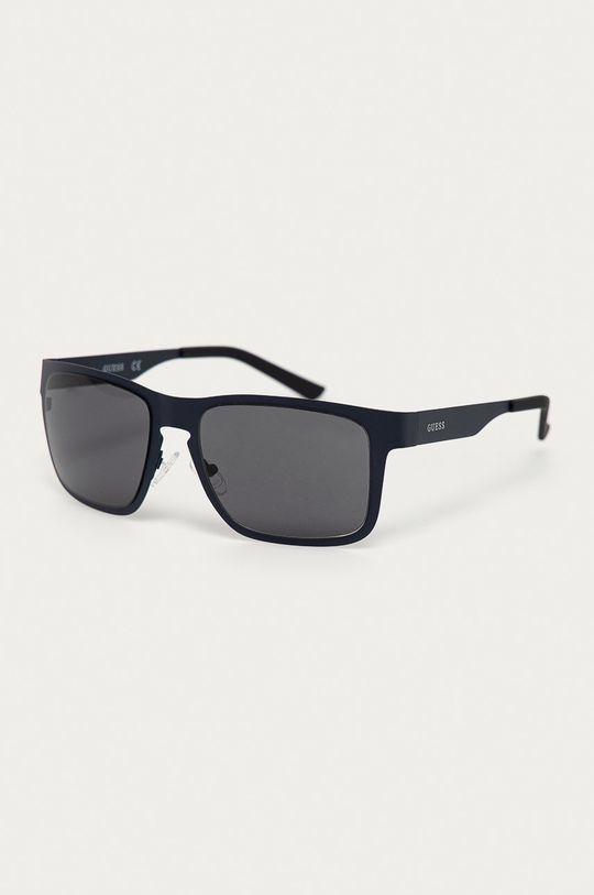 černá Guess - Sluneční brýle GF0197 91A Pánský
