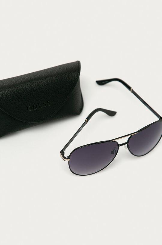 černá Guess - Sluneční brýle GF0173