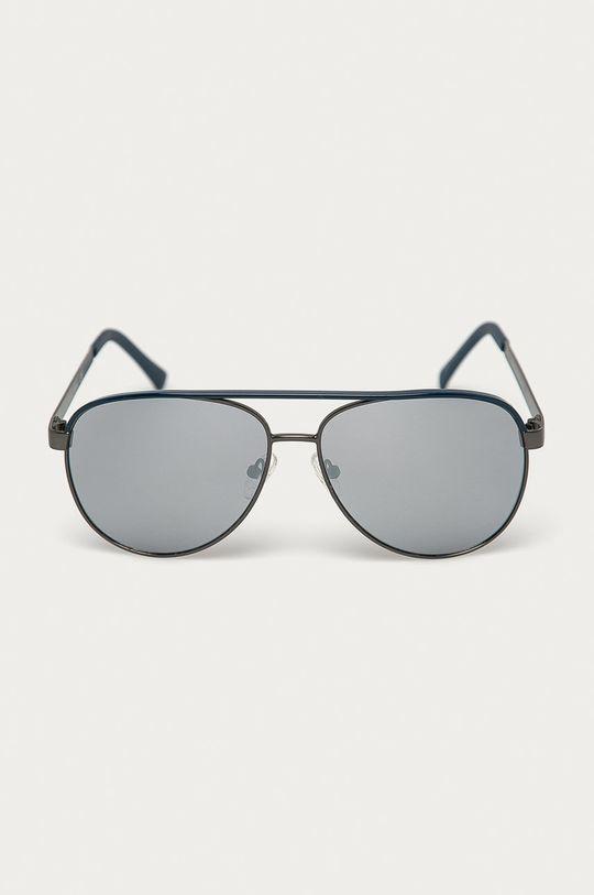Guess - Okulary przeciwsłoneczne GF0172 grafitowy