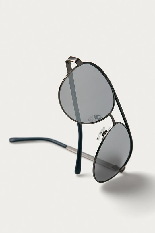 Guess - Okulary przeciwsłoneczne GF0172 Materiał syntetyczny, Metal