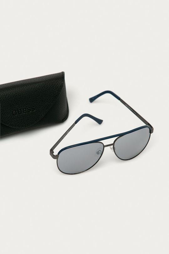 grafitowy Guess - Okulary przeciwsłoneczne GF0172