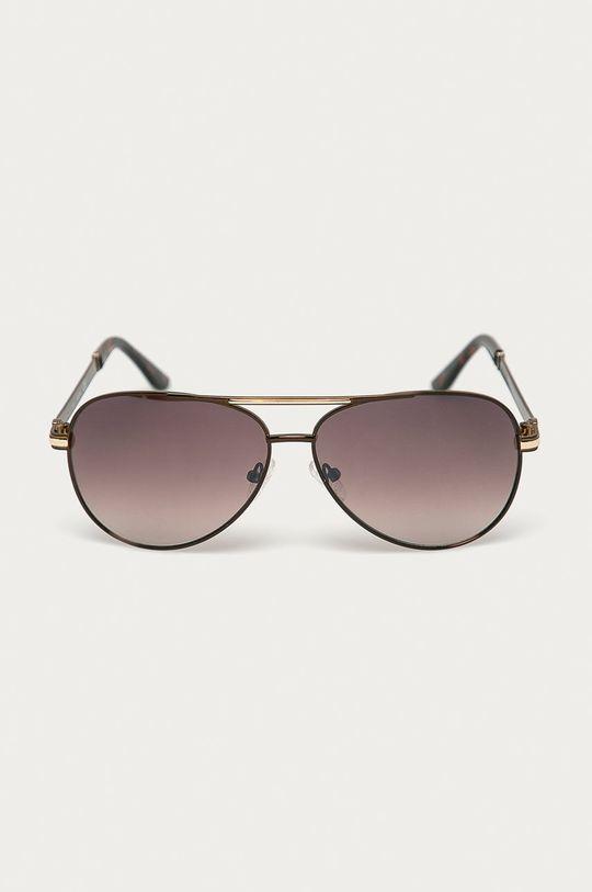 Guess - Sluneční brýle GF0173 hnědá