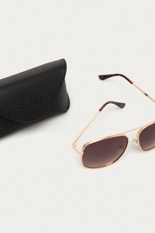 złoty Guess - Okulary GF0207.32F