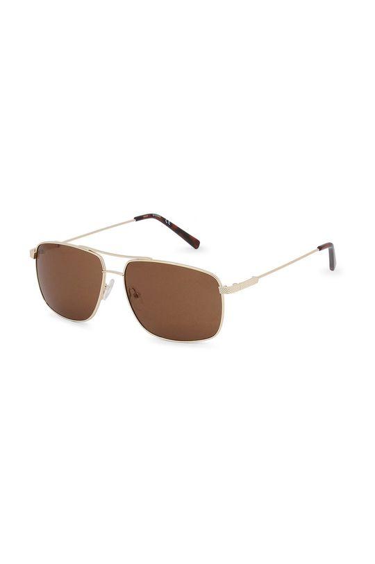 stříbrná Guess - Sluneční brýle GF0205 Pánský