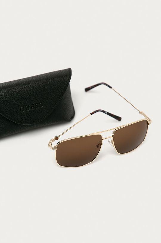 stříbrná Guess - Sluneční brýle GF0205
