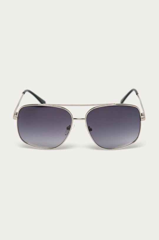 Guess - Sluneční brýle GF0207 stříbrná
