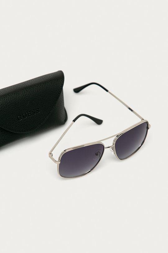 stříbrná Guess - Sluneční brýle GF0207