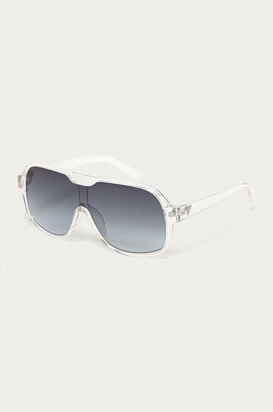 průhledná Guess - Sluneční brýle GF0368 26W Pánský