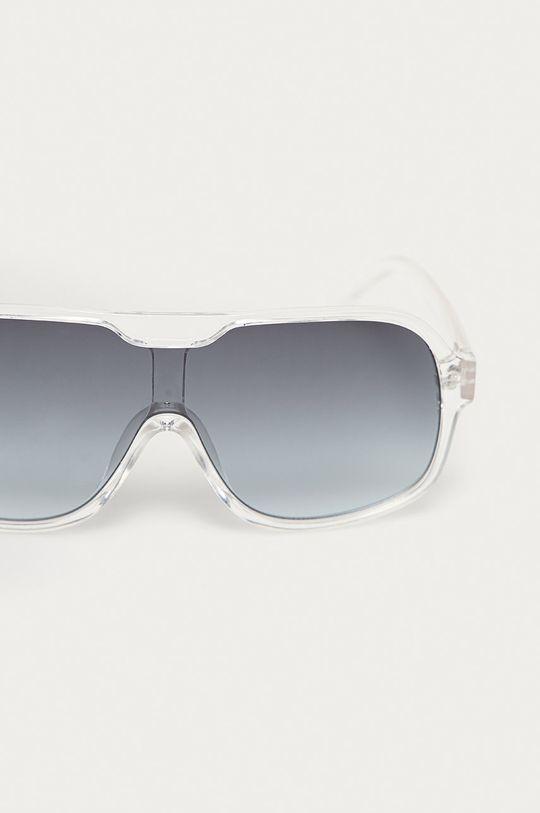 Guess - Sluneční brýle GF0368 26W průhledná