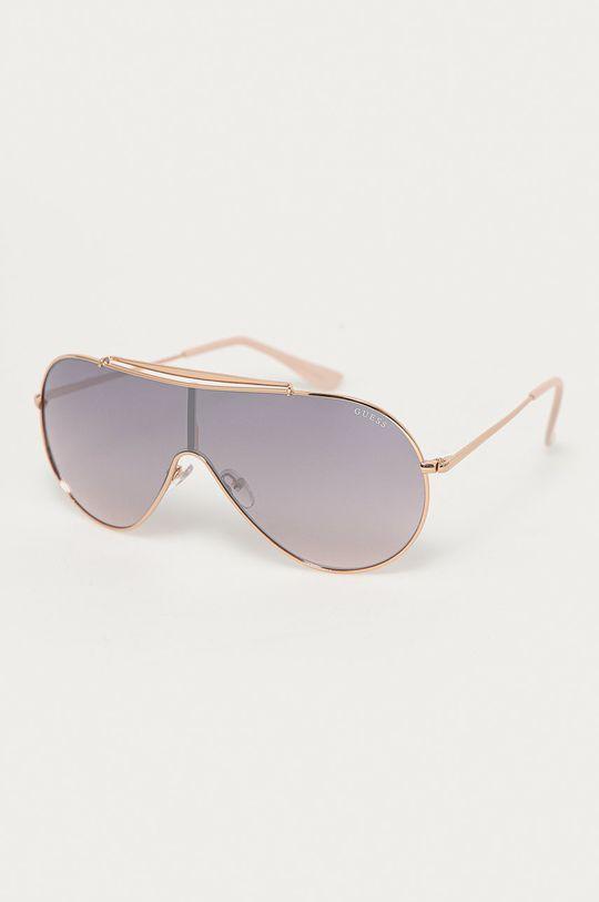 zlatá Guess - Sluneční brýle Pánský