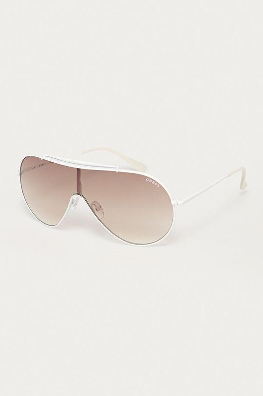 bílá Guess - Sluneční brýle Pánský