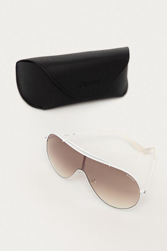 Guess - Sluneční brýle  Kov