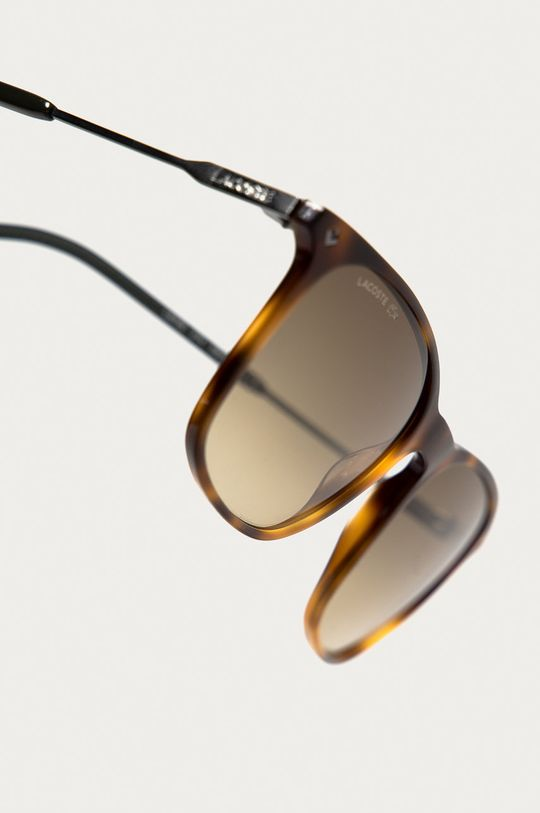 Lacoste - Slnečné okuliare L870S 214  Syntetická látka, Kov