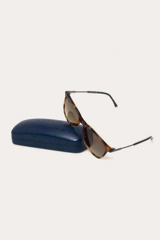 hnedá Lacoste - Slnečné okuliare L870S 214