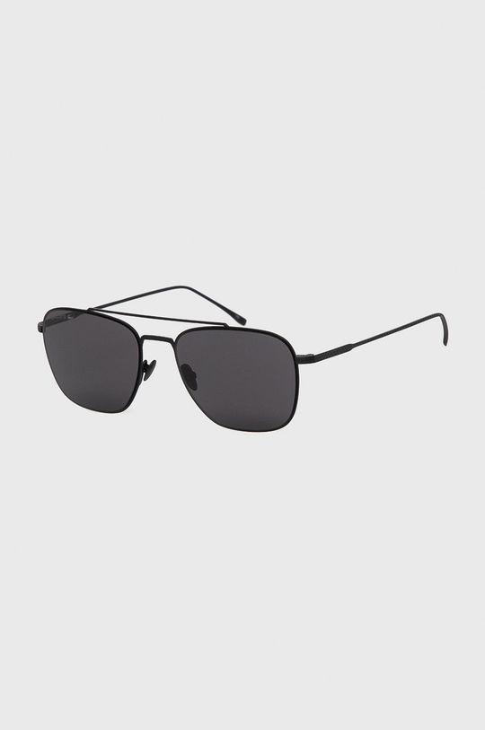 černá Lacoste - Sluneční brýle Pánský