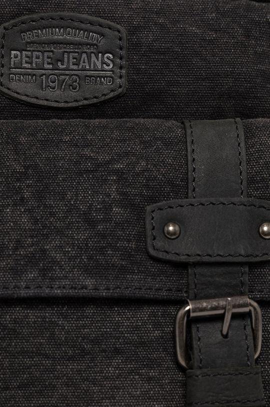 Pepe Jeans - Malá taška čierna