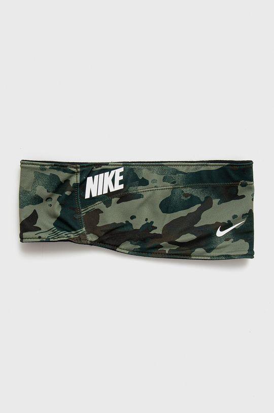 vojenská zelená Nike - Čelenka Pánsky