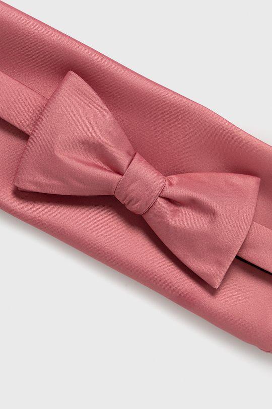 różowy Selected - Krawat