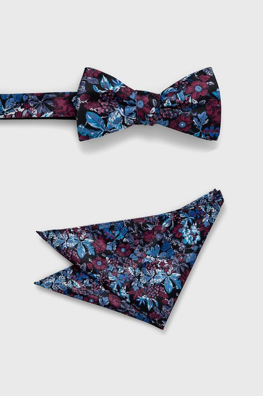 multicolor Selected - Krawat Męski