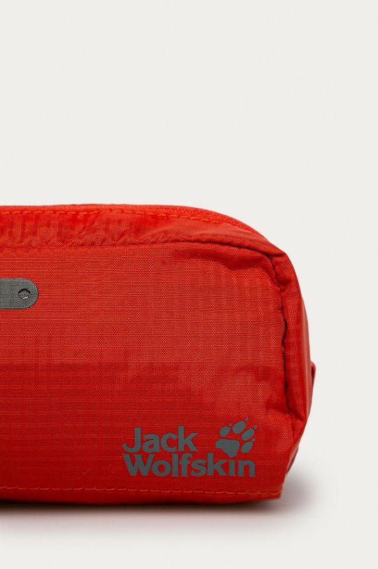 Jack Wolfskin - Kosmetyczka czerwony