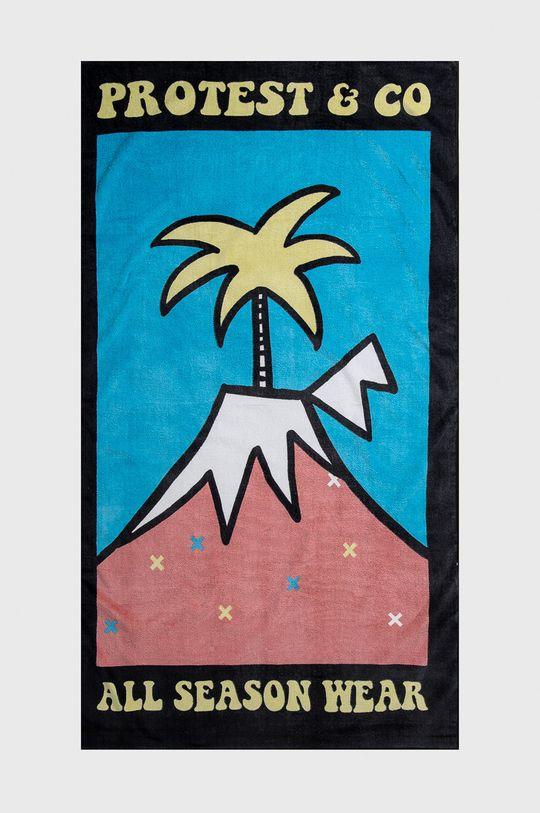 multicolor Protest - Ręcznik Unisex