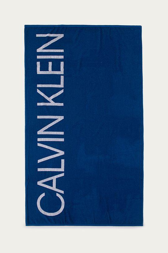 niebieski Calvin Klein - Ręcznik Unisex