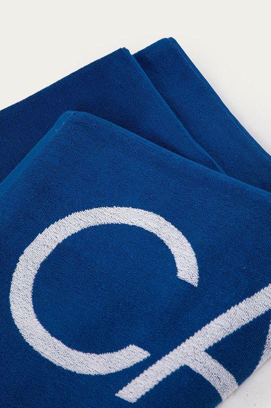Calvin Klein - Ręcznik niebieski