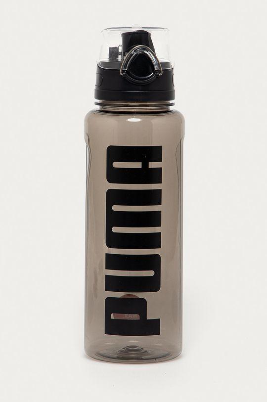 czarny Puma - Bidon 1 L Unisex