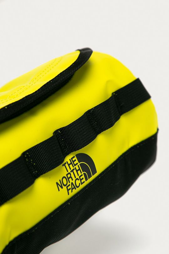 The North Face - Kosmetyczka żółty