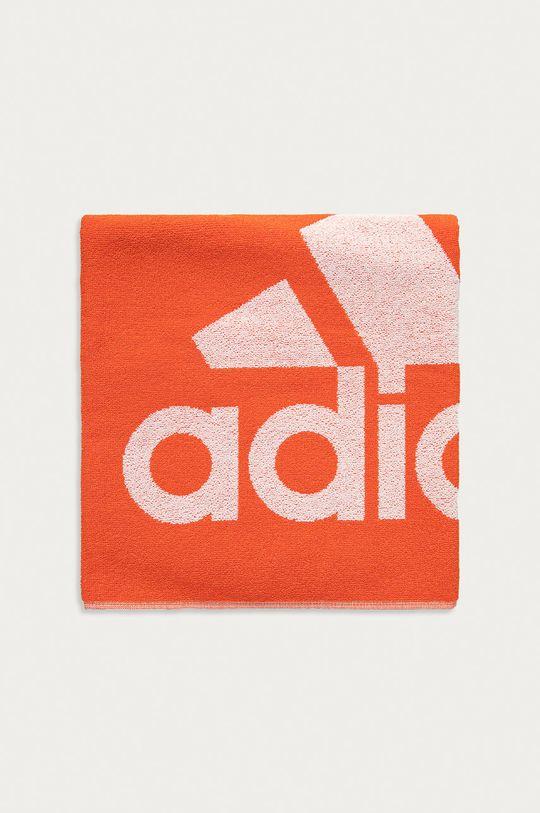 adidas Performance - Ręcznik pomarańczowy