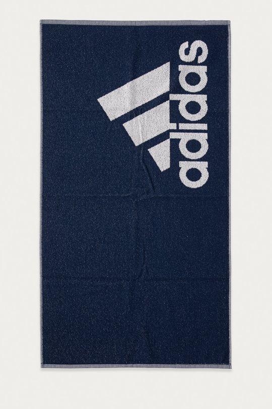 granatowy adidas Performance - Ręcznik Unisex
