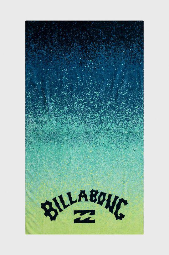 zielony Billabong - Ręcznik Unisex