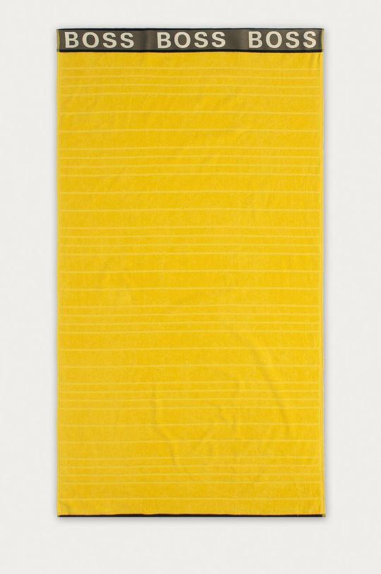 žlutá Boss - Ručník Unisex
