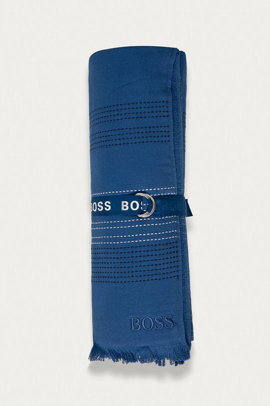 Boss - Ručník modrá