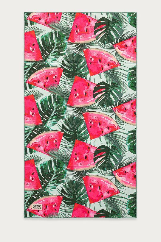 ostry różowy Henderson Ladies - Ręcznik Unisex
