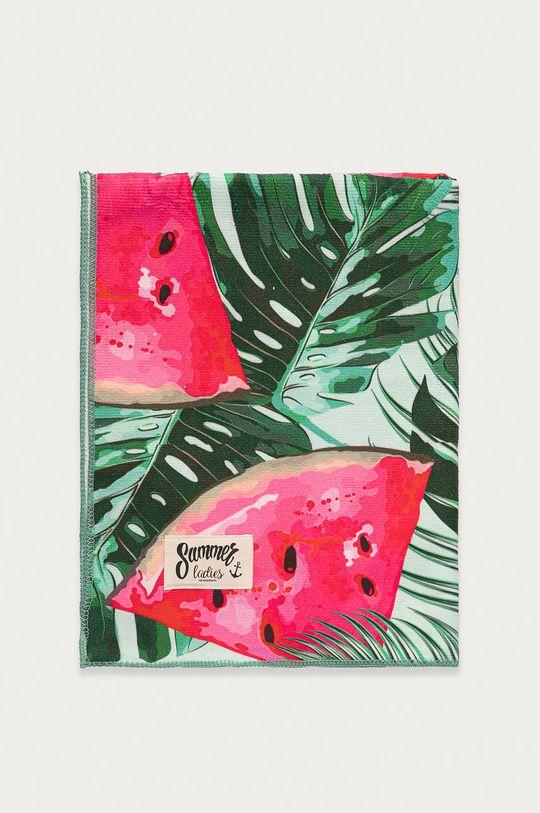 Henderson Ladies - Ręcznik ostry różowy