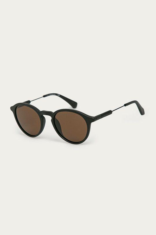 čierna Calvin Klein Jeans - Slnečné okuliare CKJ489S Unisex