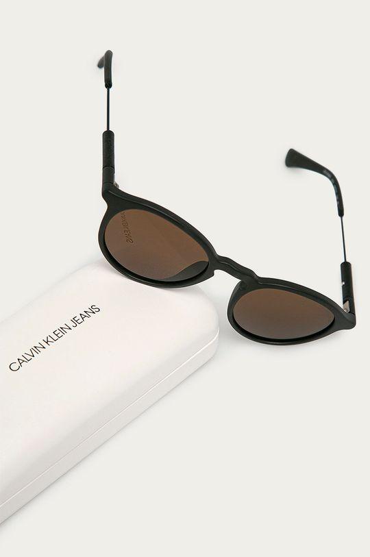 Calvin Klein Jeans - Slnečné okuliare CKJ489S  Syntetická látka