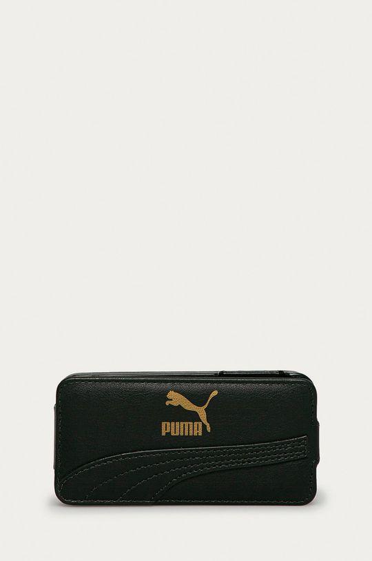 negru Puma - Etui pentru telefon iPhone 5 Unisex
