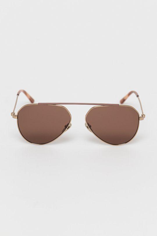 Calvin Klein - Okulary przeciwsłoneczne CK19147S brązowy