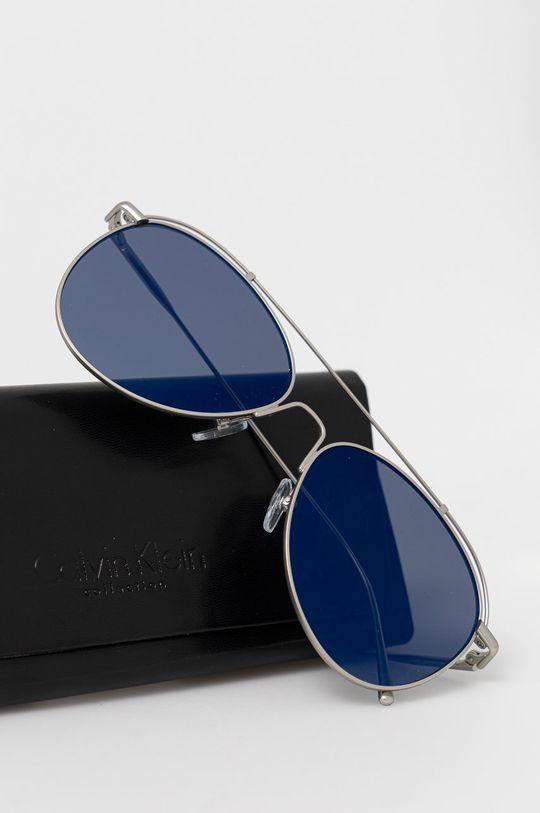 Calvin Klein - Okulary przeciwsłoneczne Metal
