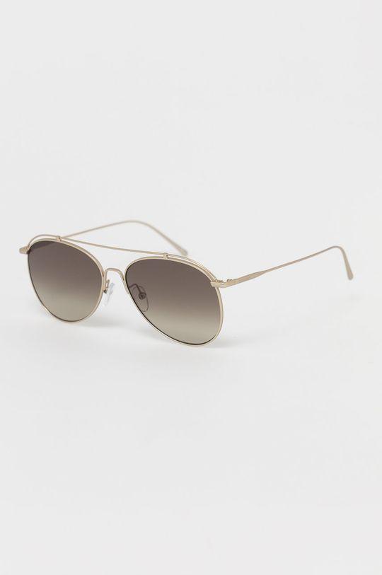 strieborná Calvin Klein - Slnečné okuliare CK2163S.746 Unisex