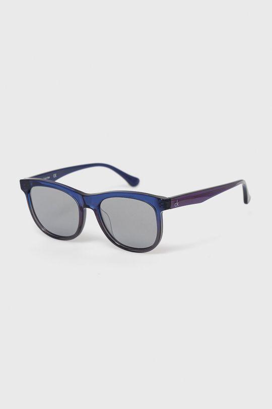niebieski Calvin Klein - Okulary przeciwsłoneczne CK5922S.422 Unisex