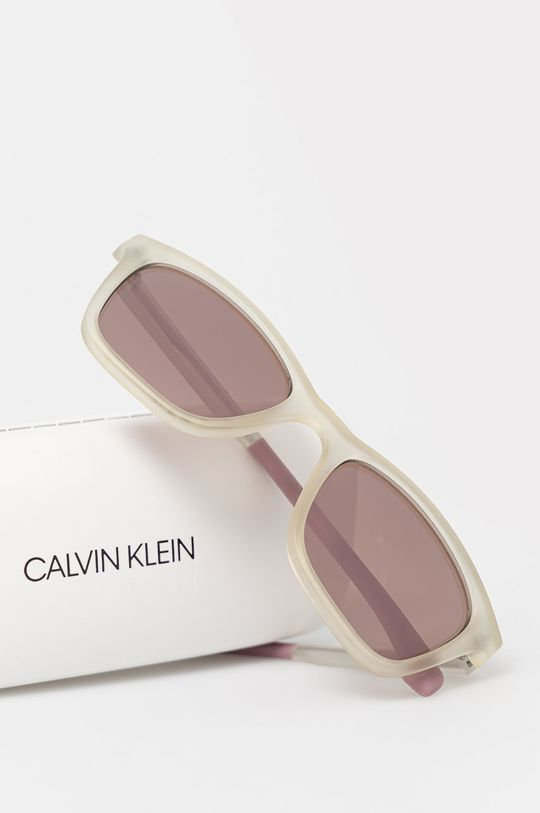 Calvin Klein Jeans - Okulary przeciwsłoneczne CKJ814S.000 100 % Plastik