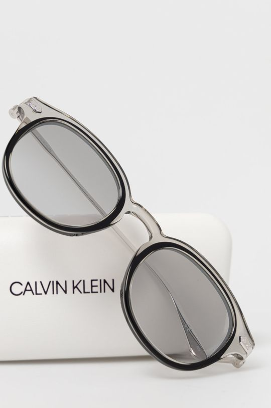 Calvin Klein - Okulary przeciwsłoneczne CK18701S.072 100 % Plastik