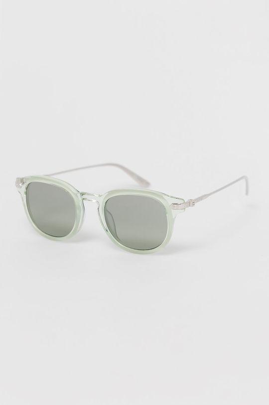zielony Calvin Klein - Okulary przeciwsłoneczne CK18701S.330 Unisex
