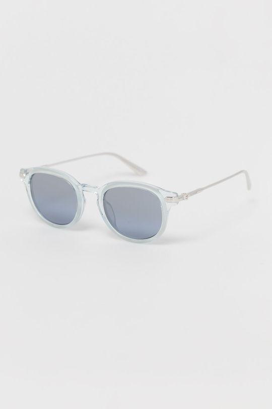 blady niebieski Calvin Klein - Okulary przeciwsłoneczne CK18701S.451 Unisex
